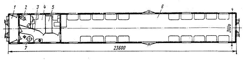 Багажный вагон