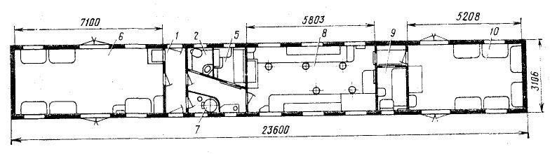 Багажно-почтовый вагон