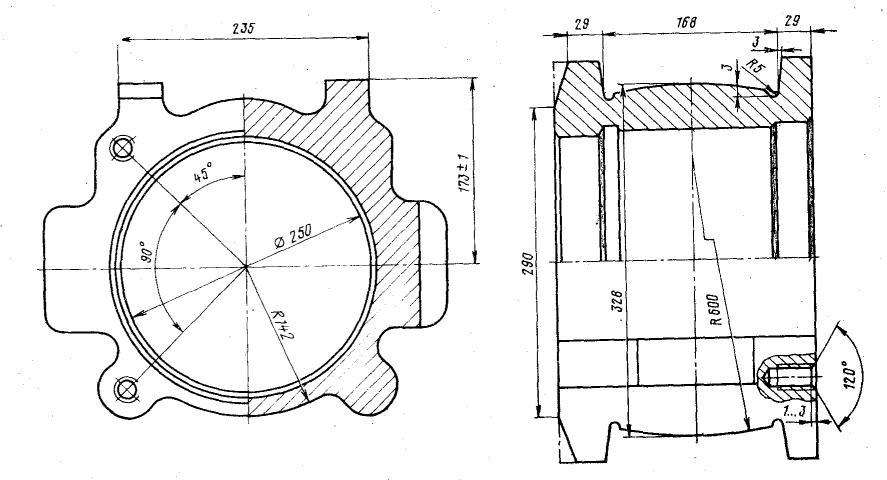 Алюминиевый корпус букс