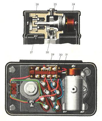Электропневматический клапан